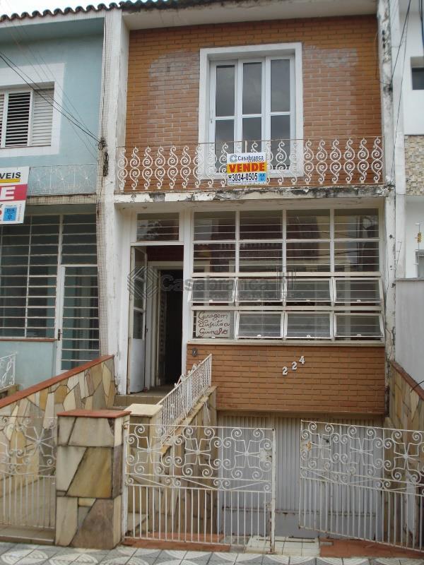 Sobrado  residencial à venda, Centro, Sorocaba.