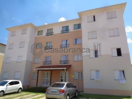 Apartamento residencial para locação, Condomínio Villa Flora, Votorantim - AP3074.