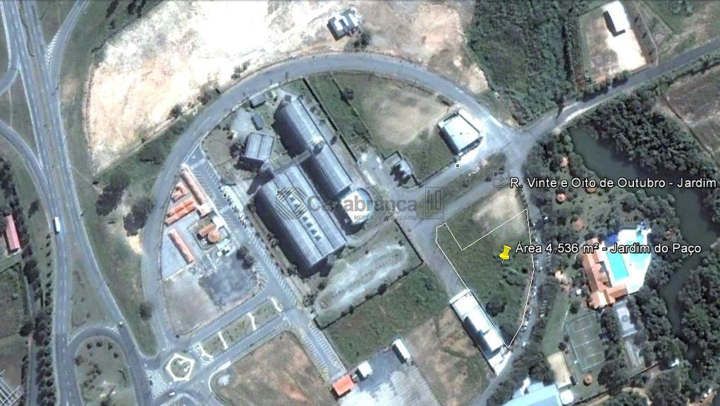 Terreno à venda, 656 m² por R$ 985.335 - Jardim do Paço - Sorocaba/SP
