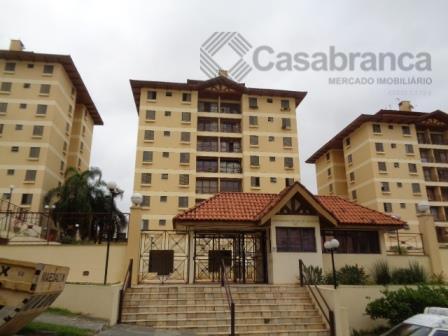 Apartamento residencial para locação, Vila Santana, Sorocaba - AP0789.