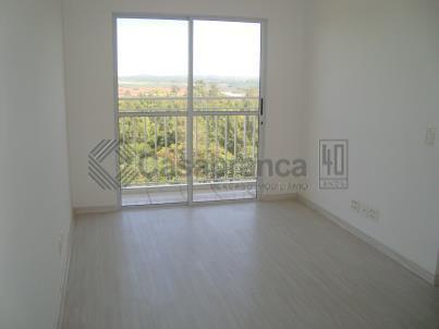 Apartamento residencial para venda e locação, Central Parque Sorocaba, Sorocaba - AP1419.