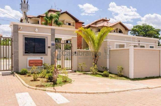 Apartamento residencial à venda, Ipanema Das Pedras, Sorocaba - AP1744.