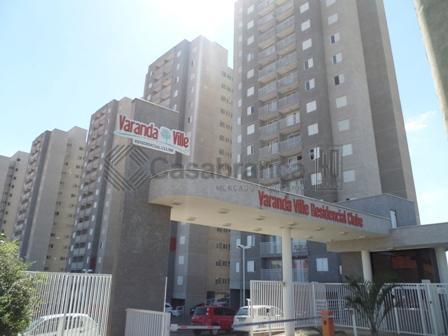 Apartamento residencial para venda e locação, Jardim Wanel Ville IV, Sorocaba - AP2891.