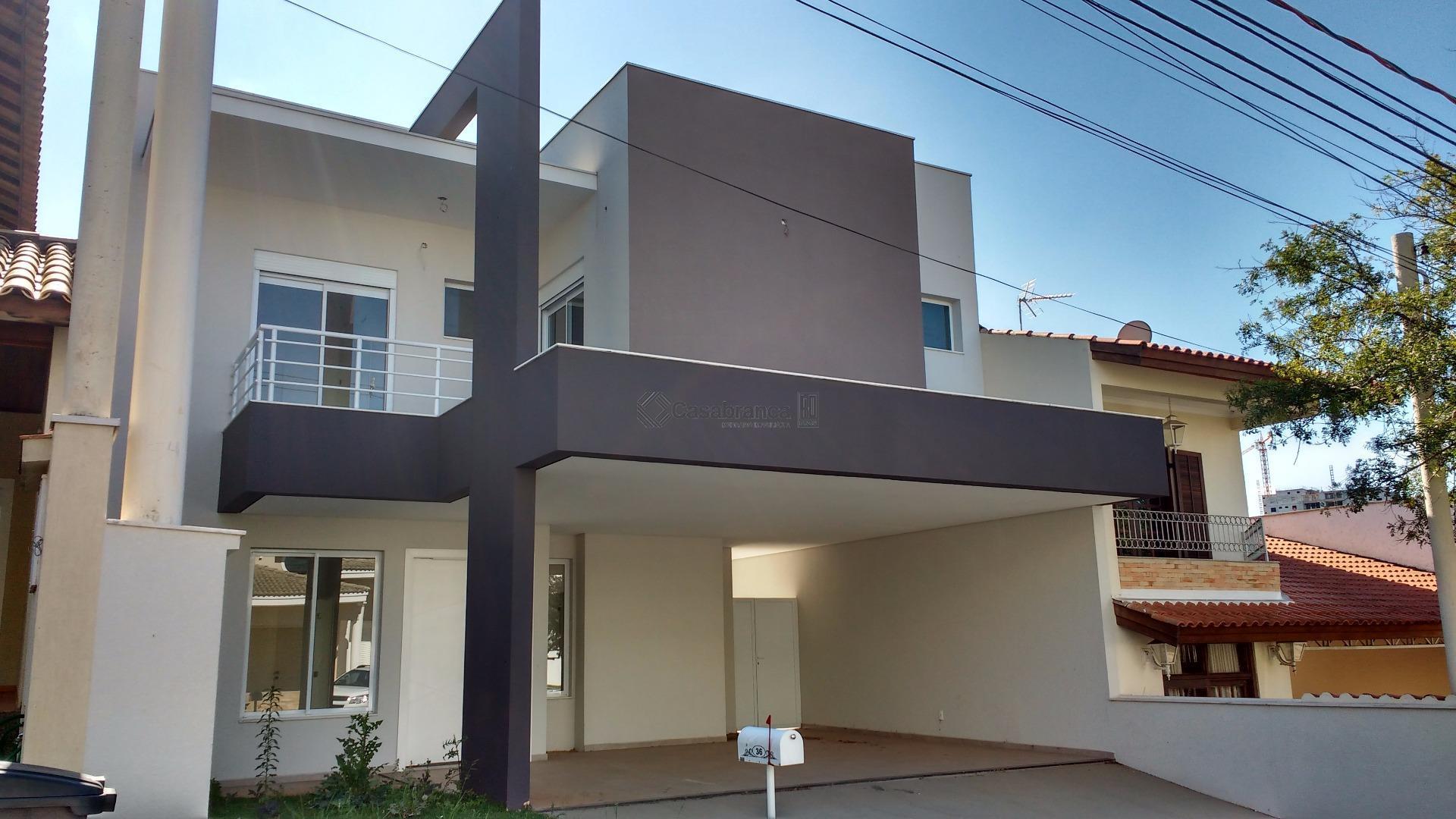 Sobrado residencial à venda, Parque Campolim, Sorocaba - SO2498.