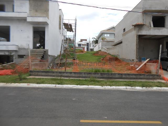 Terreno residencial à venda, Condomínio Portal da Primavera, Sorocaba.