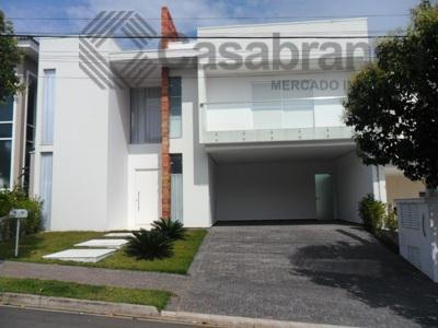 Sobrado residencial à venda, Condomínio Sunset, Sorocaba - SO0555.