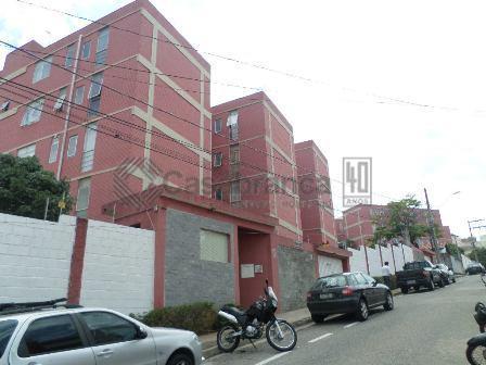 Apartamento residencial para locação, Vila Jardini, Sorocaba - AP4725.