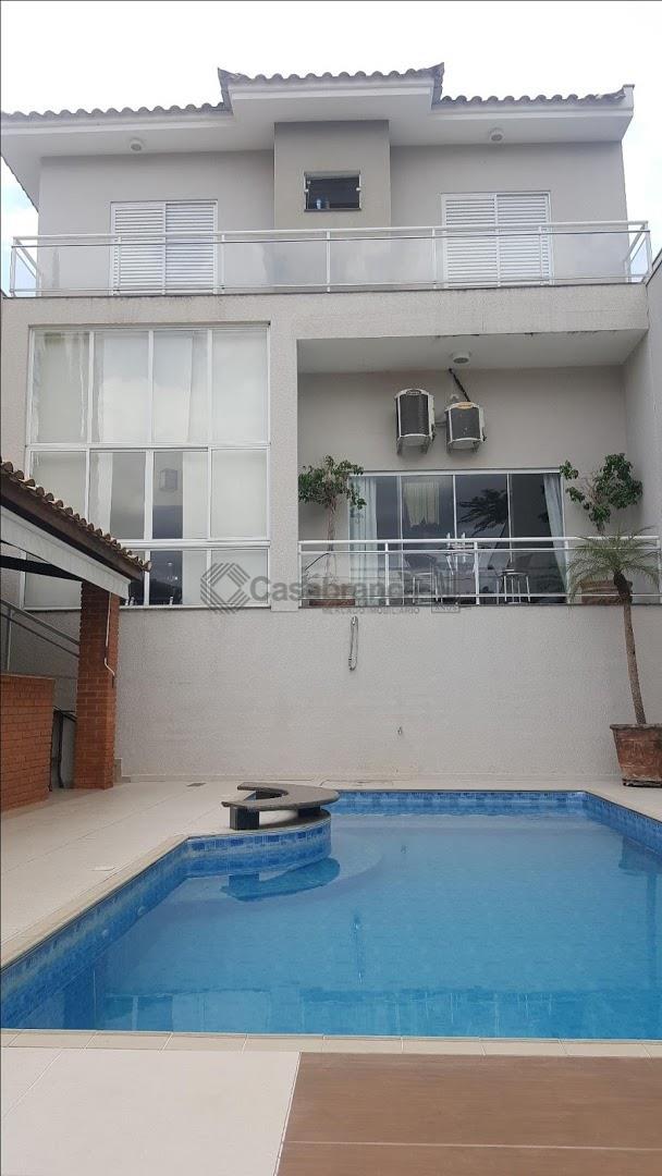 Sobrado residencial à venda, Condomínio Vila dos Inglezes, Sorocaba - SO3103.