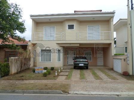 Sobrado residencial à venda, Condomínio Granja Olga III, Sorocaba - SO3507.