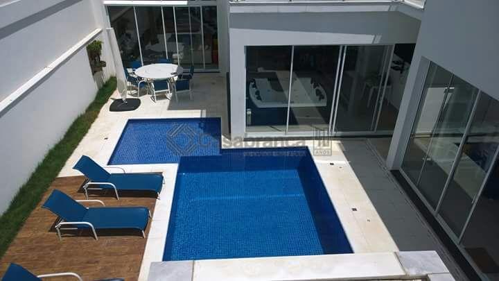 Sobrado residencial à venda, Condomínio Sunset Village, Sorocaba - SO0600.