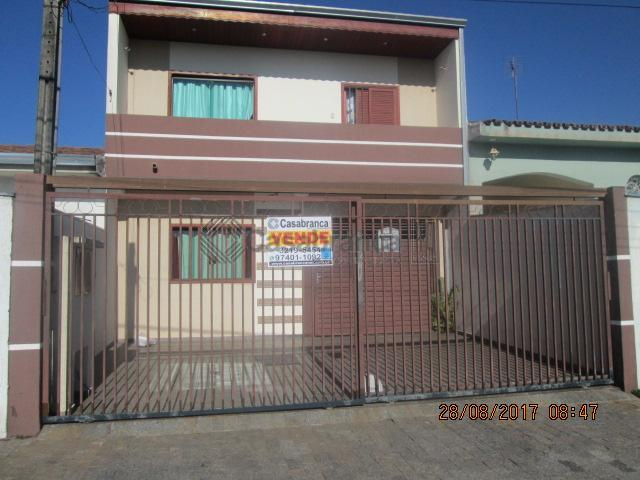 Sobrado residencial à venda, Vila Fiori, Sorocaba.