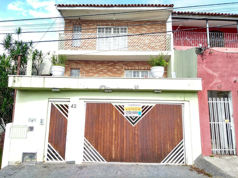 Sobrado residencial à venda, Jardim Simus, Sorocaba.