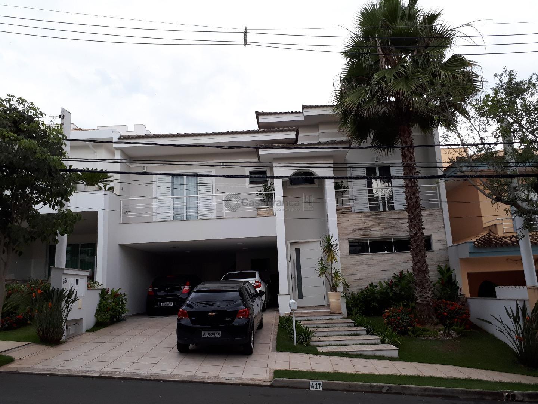 Sobrado residencial à venda, Parque Campolim, Sorocaba.