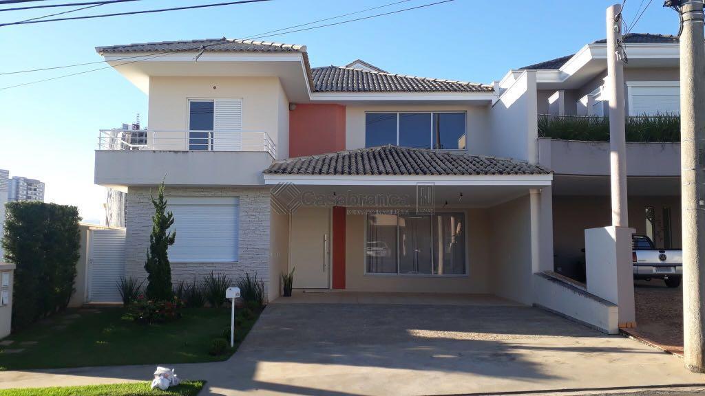 Sobrado residencial à venda, Condomínio Sunset, Sorocaba - SO0560.