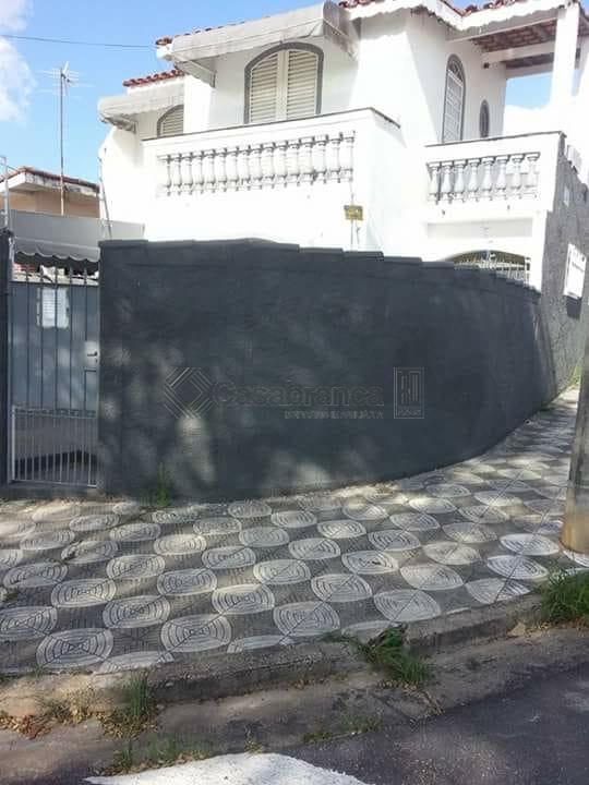 Sobrado residencial à venda, Central Parque Sorocaba, Sorocaba - SO3429.