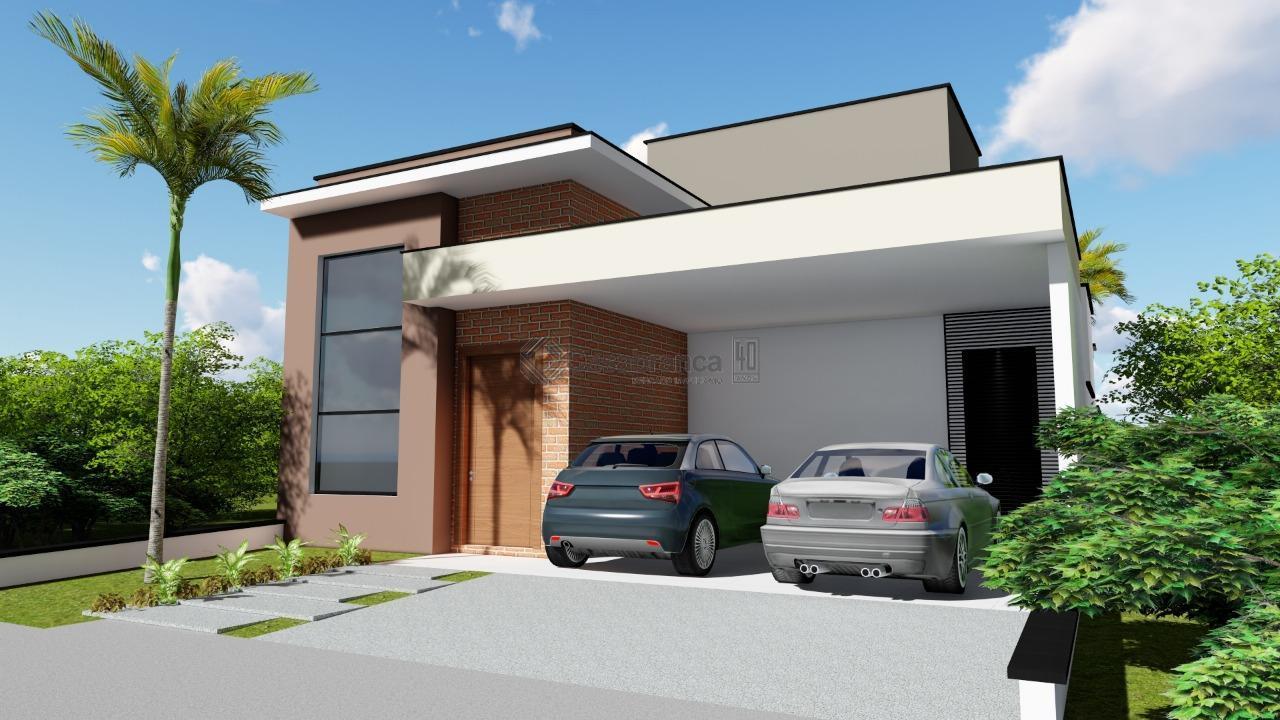 Casa residencial à venda, Condominio Le France, Sorocaba - CA5754.