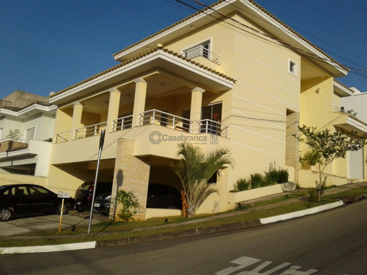 Sobrado residencial à venda, Condomínio Parque Esplanada, Votorantim - SO3526.