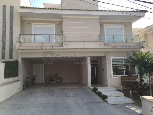 Sobrado residencial à venda, Parque Campolim, Sorocaba - SO0518.