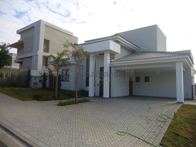 Casa residencial à venda, Alphaville Nova Esplanada I, Votorantim - CA4949.