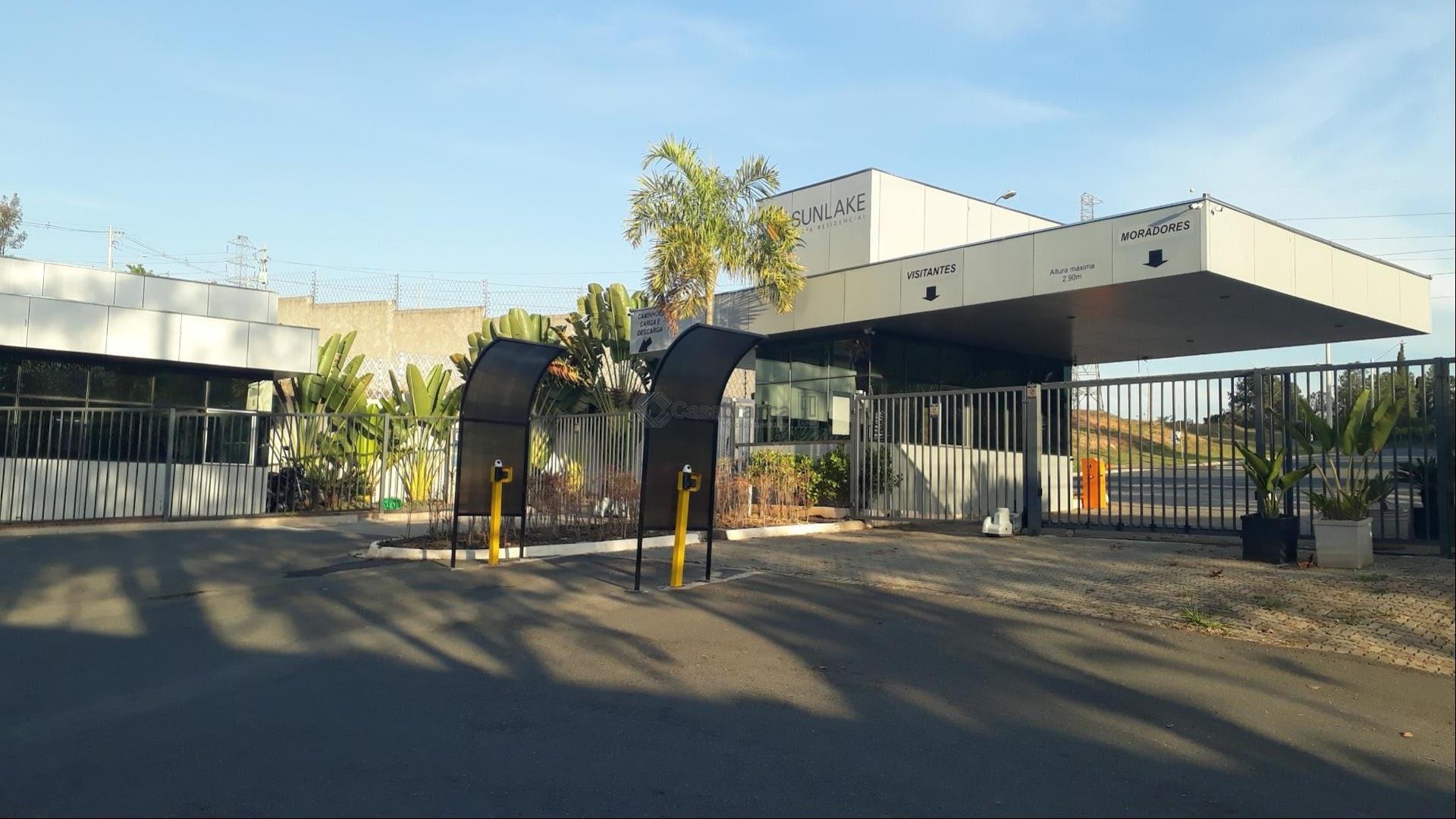 Terreno residencial à venda, Condomínio Sunlake Residencial, Votorantim - TE4588.