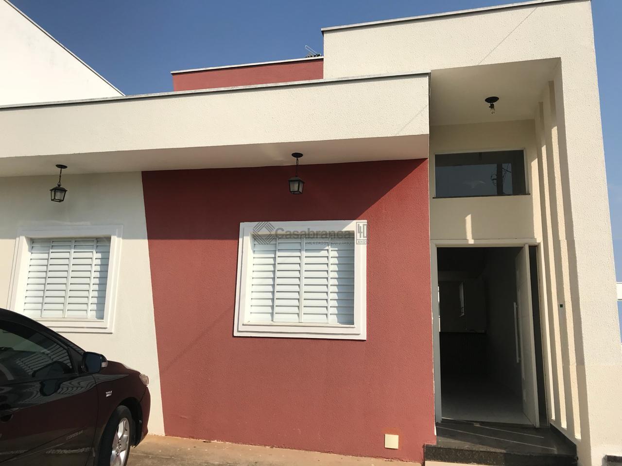 Casa residencial à venda, Condominio Golden Park Residence II, Sorocaba - CA3359.