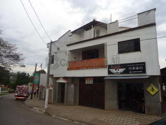 Sobrado comercial à venda, Centro, Araçoiaba da Serra - SO3636.