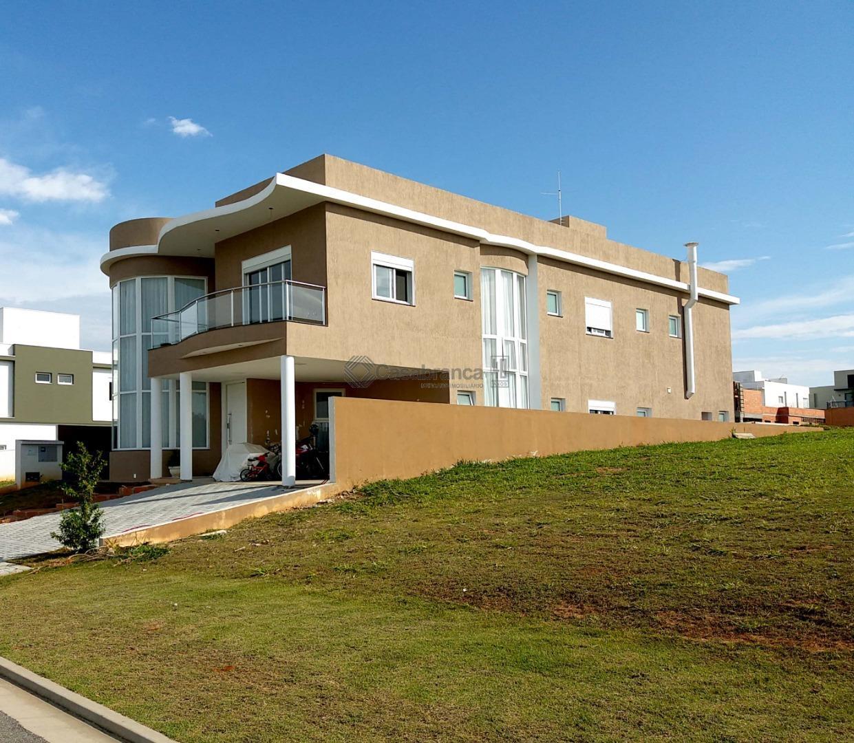Sobrado residencial à venda, Alphaville Nova Esplanada III, Votorantim - SO3658.
