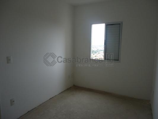 apto novo - residencial paseo. possuí 02 ds, sala com sacada, wc, copa cozinha e área...