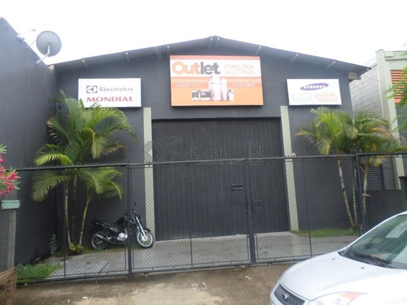Barracão comercial para locação, Vila Assis, Sorocaba.