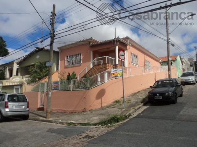 Casa  residencial para locação, Vila Leão, Sorocaba.