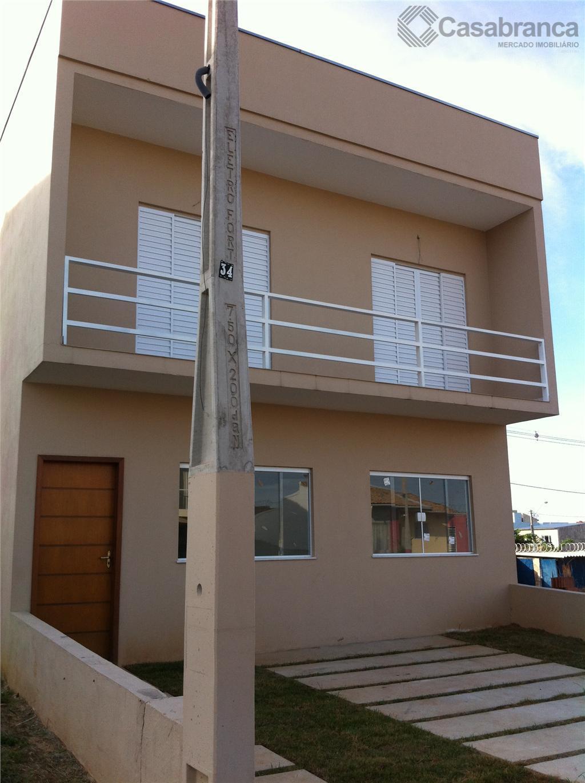 Sobrado residencial à venda, Loteamento Dinorá Rosa, Sorocaba.