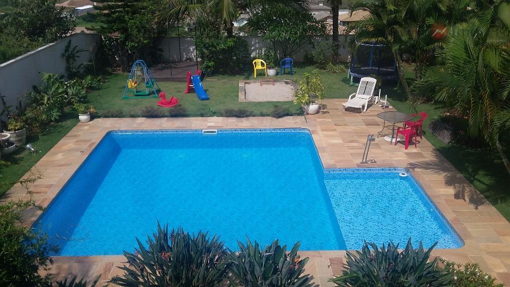 Sobrado residencial à venda, Parque Mirante Do Vale, Jacareí - SO0710.