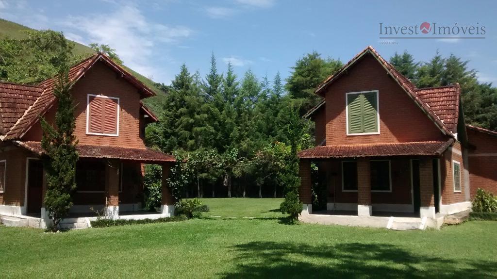 Chácara residencial à venda, Buquirinha II, São José dos Campos.