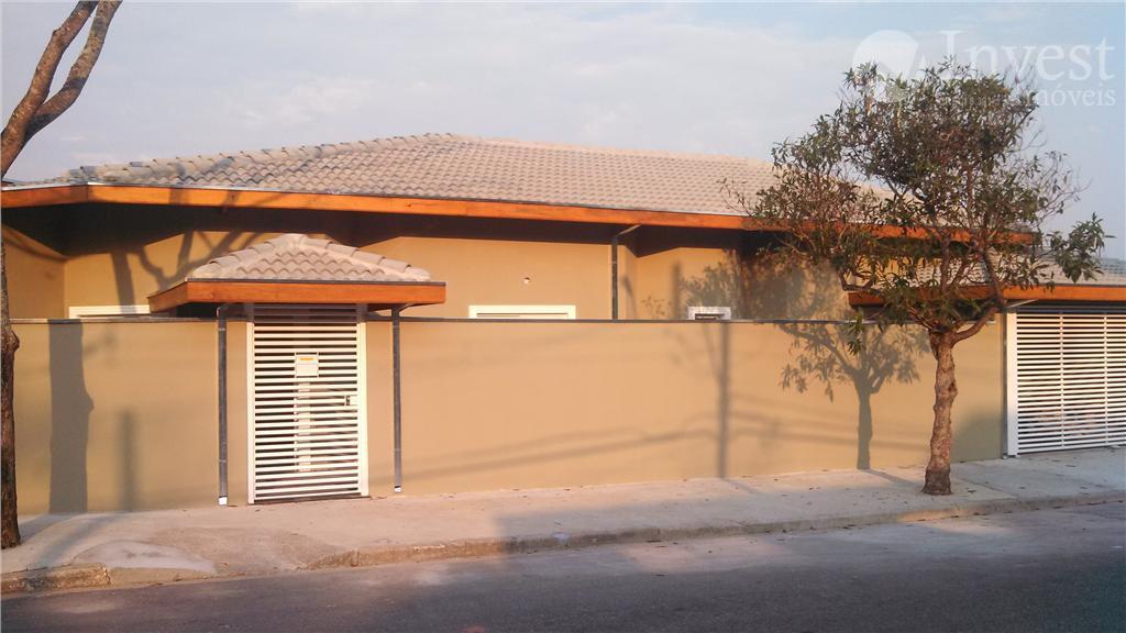 Casa residencial à venda, Parque Interlagos, São José dos Campos.