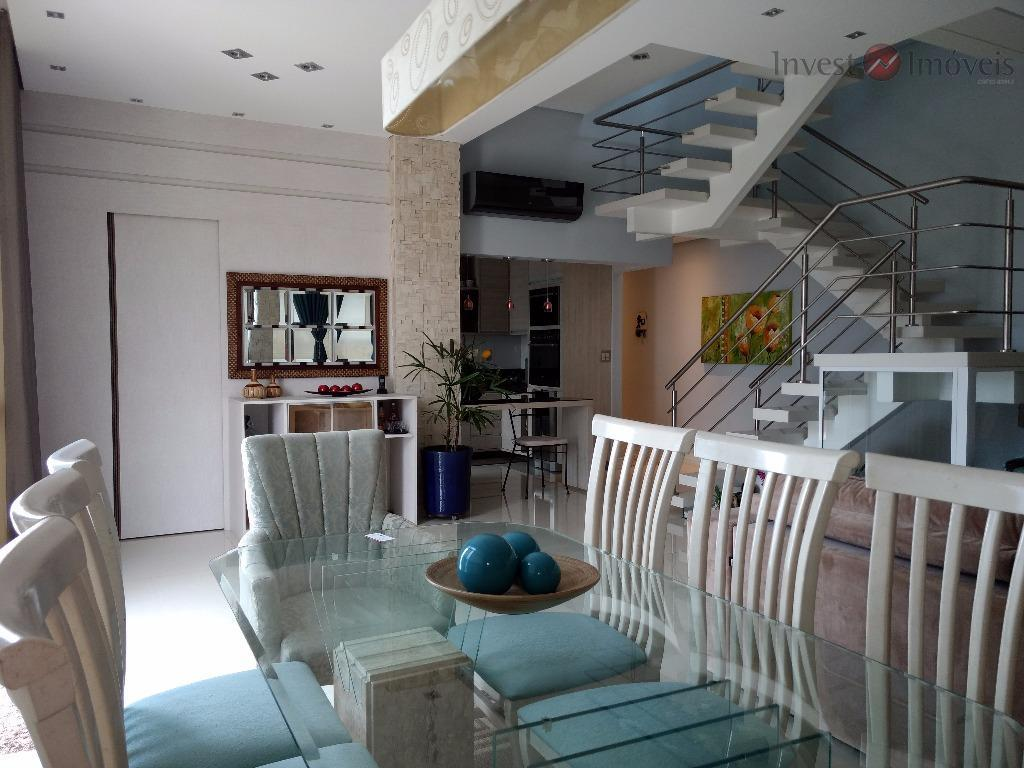 Apartamento Triplex residencial à venda, Floradas de São José, São José dos Campos.