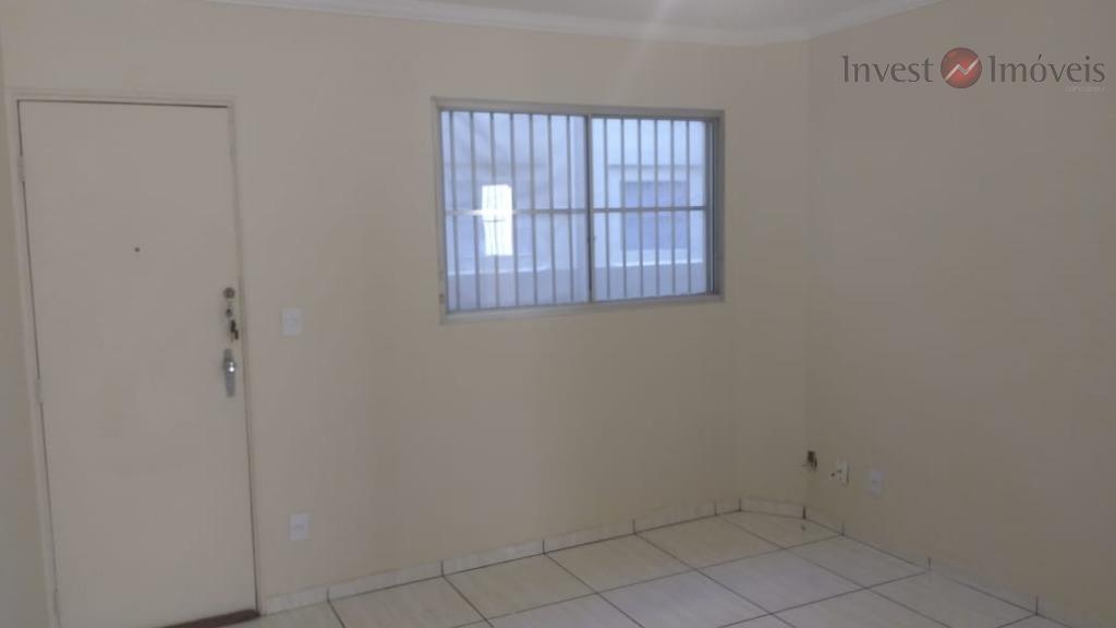 Apartamento residencial para locação, Jardim Satélite, São José dos Campos - AP3674.