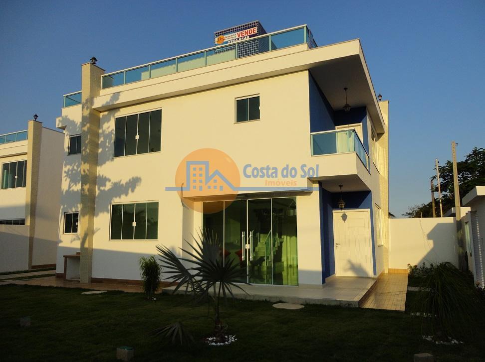 Triplex 04 quartos, alto padrão, Ouro Verde, Rio das Ostras