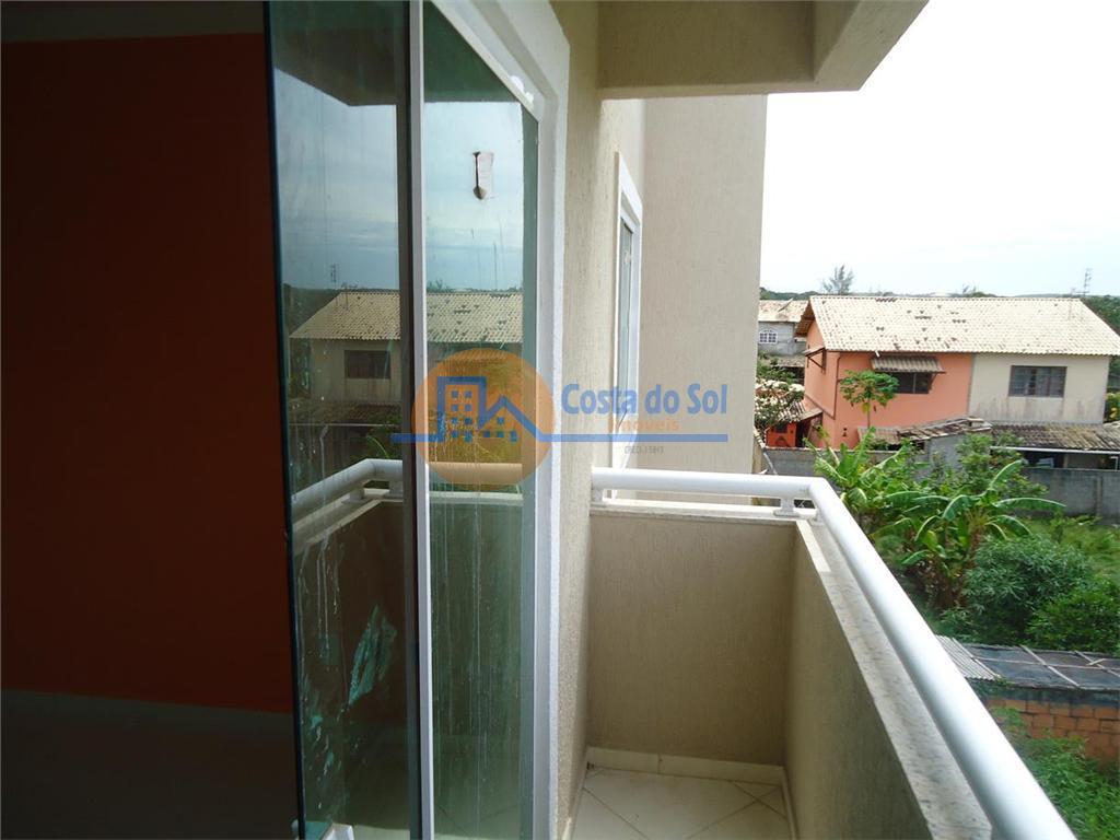 ótimos apartamentos a 200m da rodovia amaral peixoto!são 02 quartos (opções com suíte), sala com varanda,...