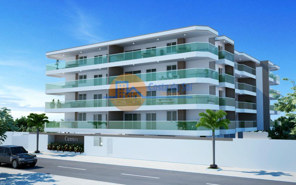 Apartamento alto padrão no Costazul, 3 quartos