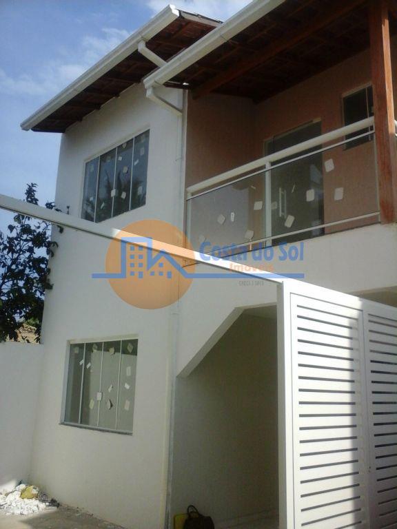 Casa duplex com 2 suítes no Jardim Mariléa