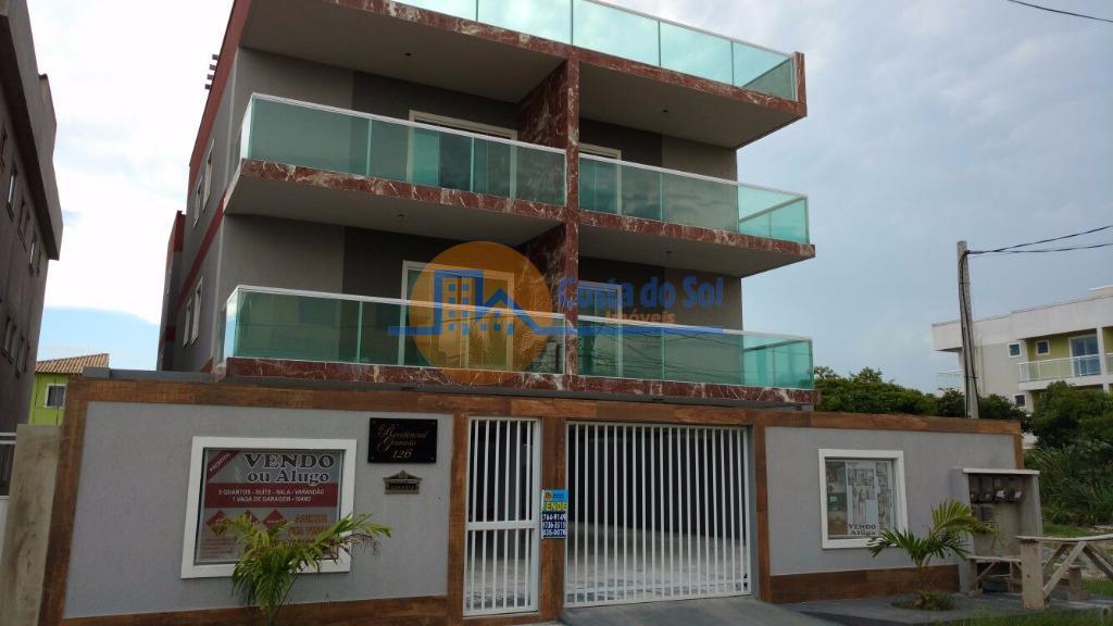 Apartamento 3 quartos com varandão no Ouro Verde