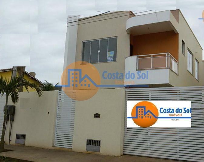 Duplex 3 quartos independente (não geminado), Terra Firme, Rio das Ostras.