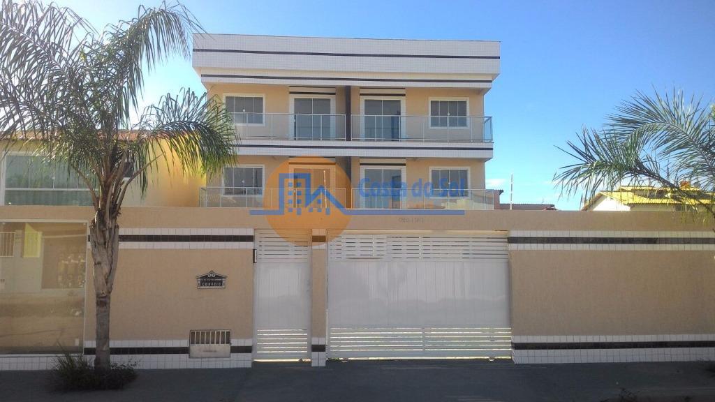 Apartamentos a 100m da Rodovia Contorno, Jardim Atlântico, Rio das Ostras.