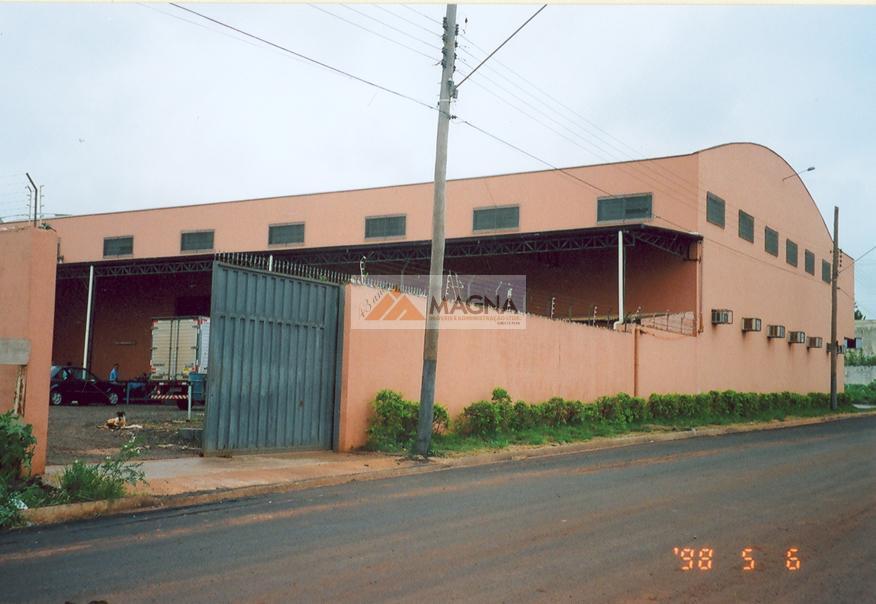 Galpão  comercial à venda, Vila Elisa, Ribeirao Preto.