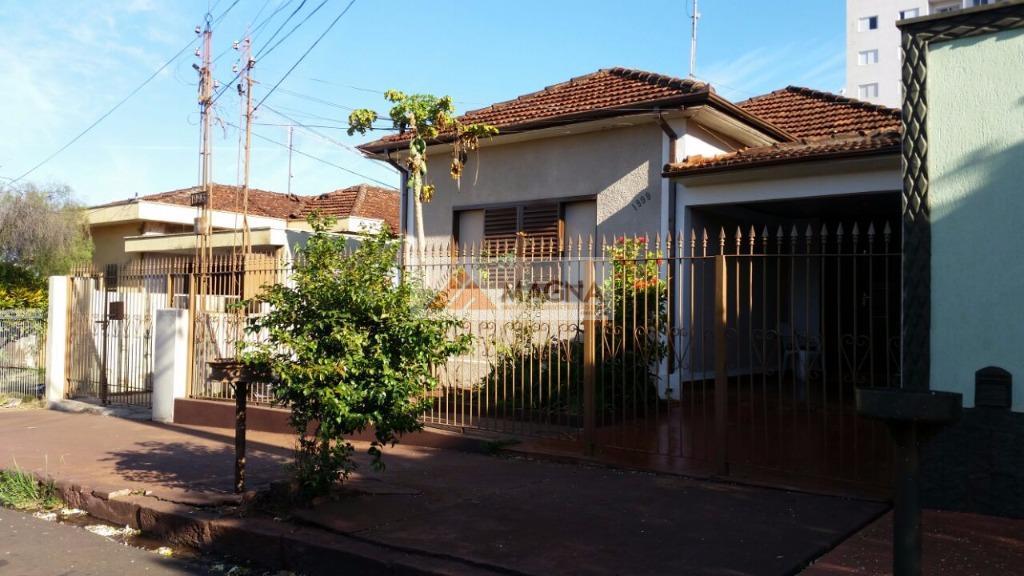 Casa residencial à venda, Jardim Golive, Sertãozinho.