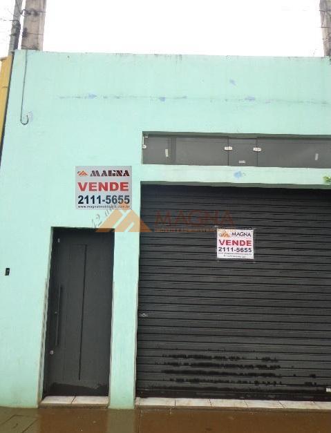 Salão comercial à venda, Jardim Anhangüera, Ribeirão Preto.