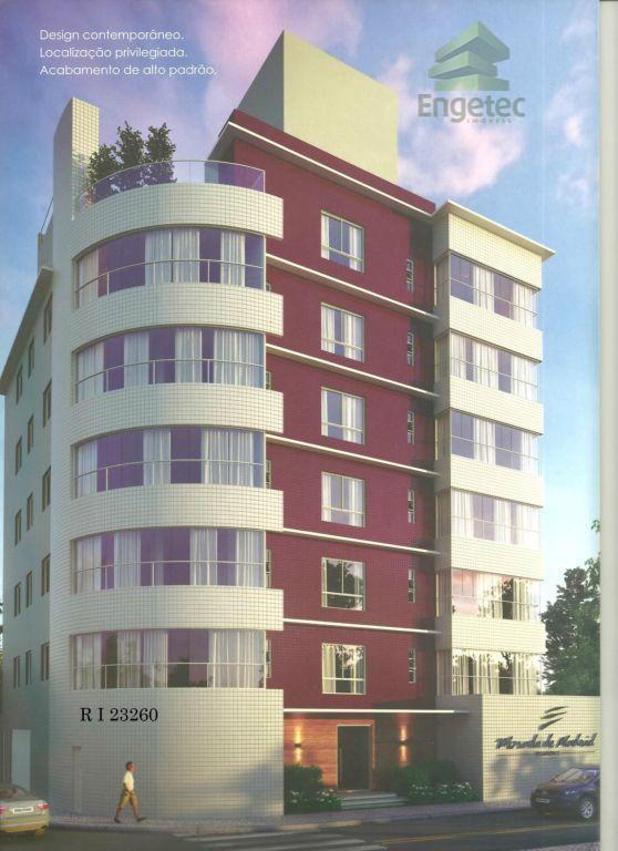 Apartamento residencial à venda, Czerniewicz, Jaraguá do Sul.