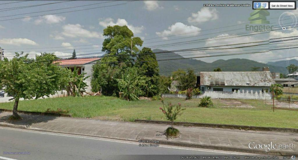 Terreno comercial à venda, Baependi, Jaraguá do Sul.