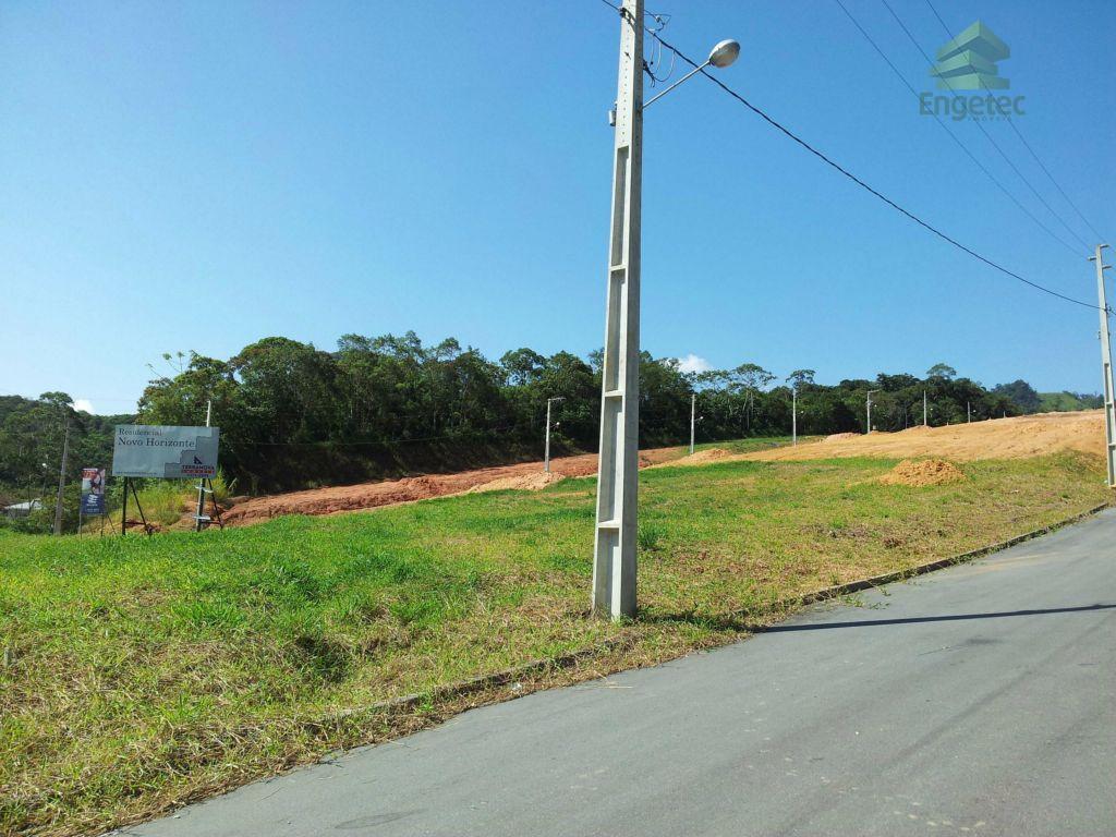 Terreno residencial à venda, Amizade, Jaraguá do Sul.