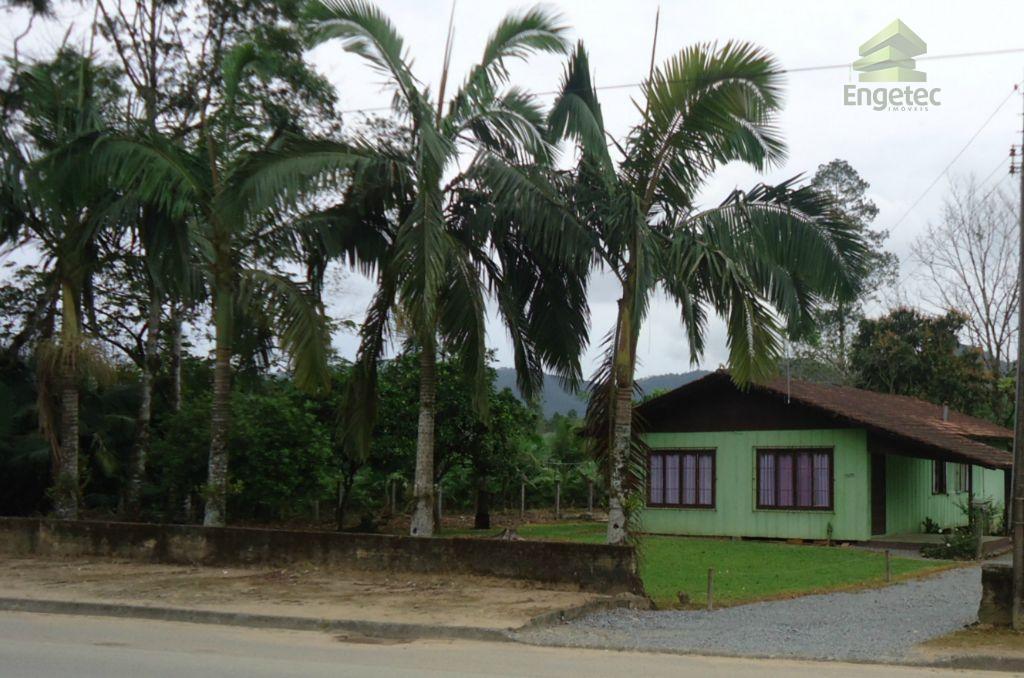 Casa residencial à venda, Bracinho, Schroeder.